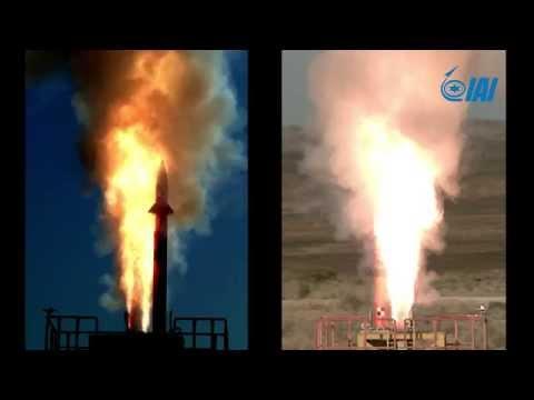 IAI Barak-8 Air \u0026 Missile Defense System Successful Intercept Test (2014)