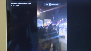 Man killed in accident during a demonstration in downtown St. Louis