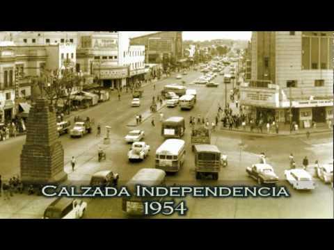 GUADALAJARA ANTIGUA - Calles Y Avenidas - 1896 A 1980 Video 1/3