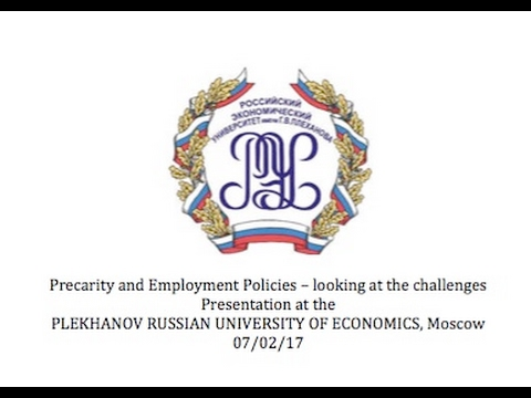 Employment Labour Market Moscow 2 2017
