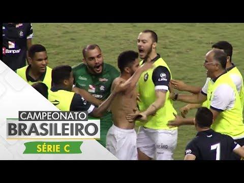Melhores Momentos - Remo 3 x 2 Moto Club - Brasileiro Série C (24/06/2017)