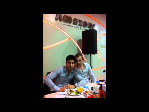 VISAR AHMETI QENKE ZJARR HELM I ZI LIVE 2012 NEW