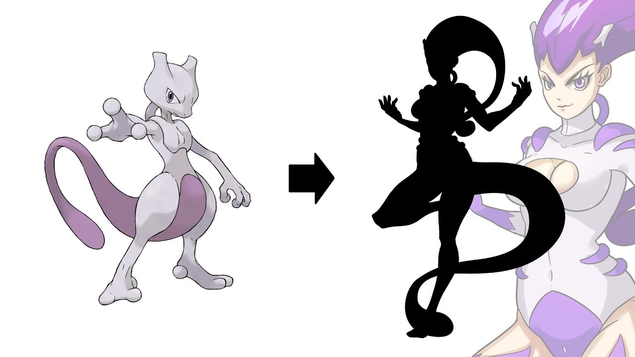 is mewtwo a girl