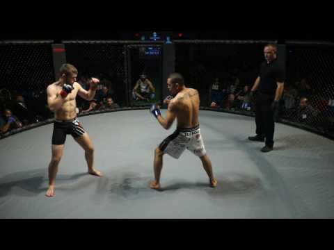 Cage Combat 26 Casey Jones Vs Jose Solis