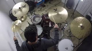 Download Ya No Soy Esclavo/Mi Padre Me Ama - Christine D'Clario (Ft. Julio Melgar & Bethel Music) Drum Cover Mp3 and Videos