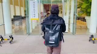 松陰寺太勇/私服&ノーメイクでテレビ局に入れるのかやってみた。