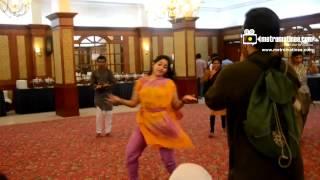 Kavya Madhavan Amma Stage Show Rehersal 2013