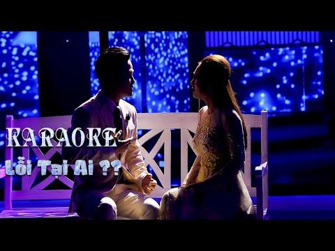 Karaoke LỖI TẠI AI ( Tone Song Ca )   Khưu Huy Vũ x Ngọc Hân