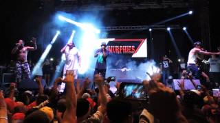 Bone Thugs N Harmony Feat. Biggie Smalls - Notorious Thugs  live in Brasil - 09/05/2015