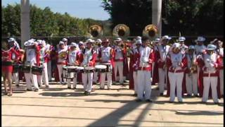 Halcones Marching Band Hueytamalco