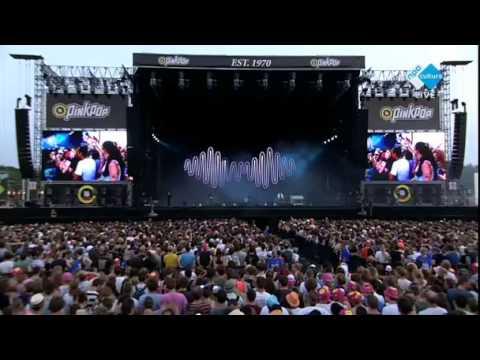 Arctic Monkeys live at Pinkpop Festival 2014 (full show 240p)
