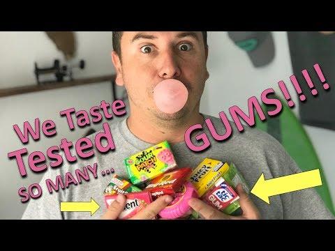 what gum last the longest