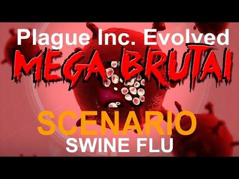 plague-inc.-evolved:-swine-flu-mega-brutal