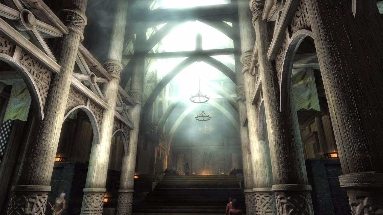 Skyrim PS4 Mods: ELE Interior Lighting Overhaul - YouTube