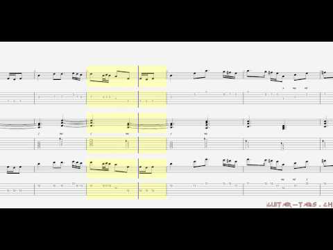 Blind Guardian Tabs - Skalds And Shadows
