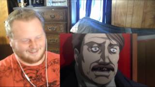 *TFS* Hellsing Ultimate Abridged Episode 5 Reaction