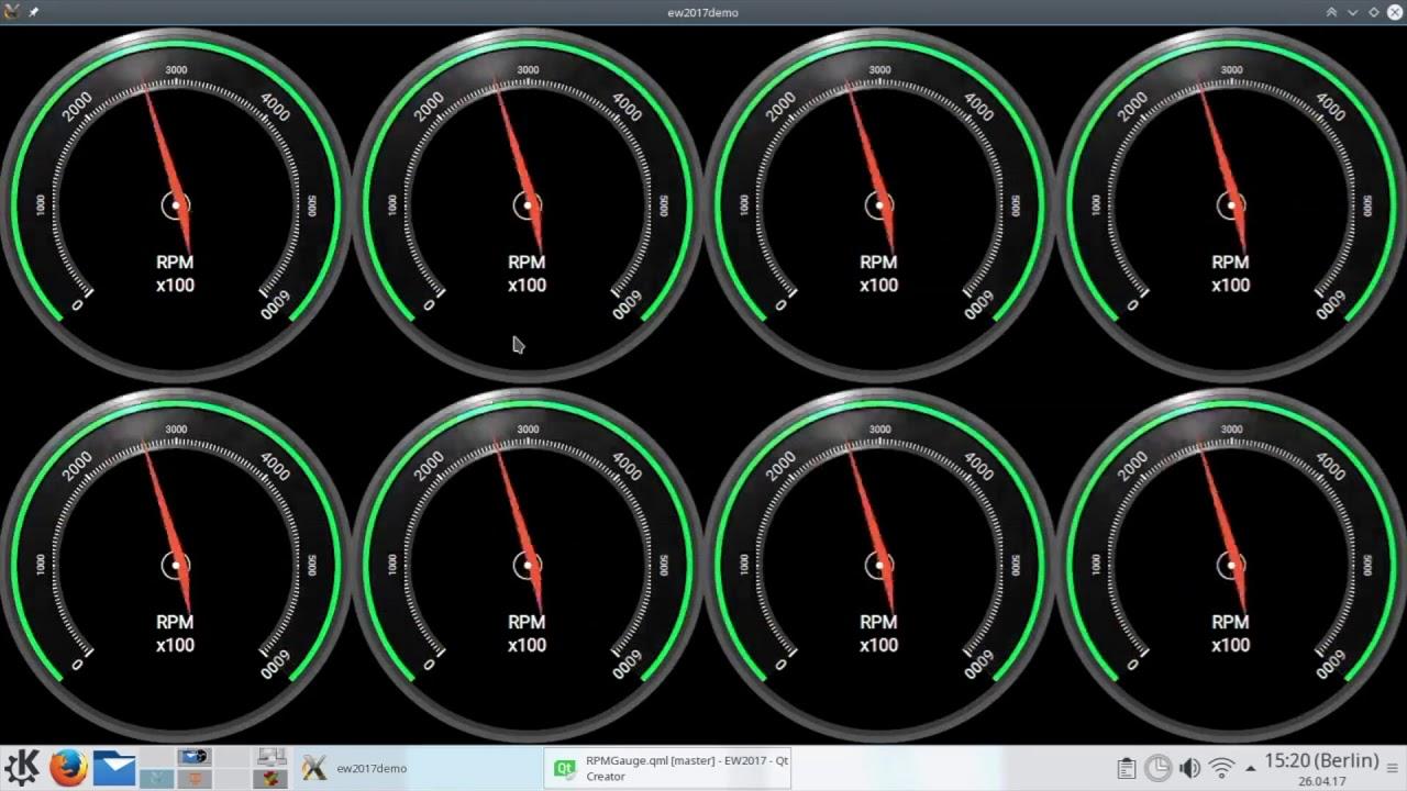 Profiling QtQuick HMI Performance on Embedded Linux - Thomas McGuire