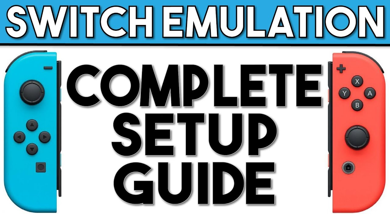 Yuzu Emulator | The Complete Guide to Nintendo Switch
