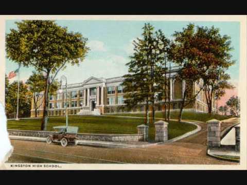 KINGSTON NEW YORK old postcards(Norah Jones