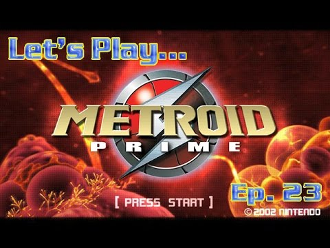 Metroid Prime Episode 23 - Hall of the Neglectful Precursors