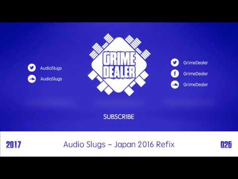 Audio Slugs - Japan 2017 Refix (Instrumental) [2017|026]