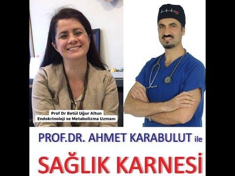 KİLO ALMAMAK İÇİN NELER YAPILMALI? - PROF DR BETÜL UĞUR ALTUN - PROF DR AHMET KARABULUT