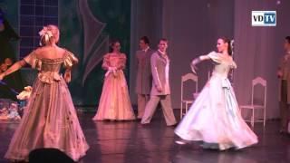 Премьера балета Петра Ильича Чайковского Щелкунчик состоялась в театре Царицынская опера