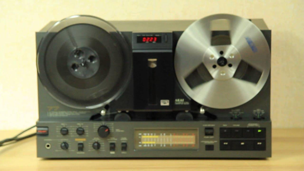 Pioneer RT-909, Reel to Reel Deck, HD DEMO, Катушечный магнитофон .