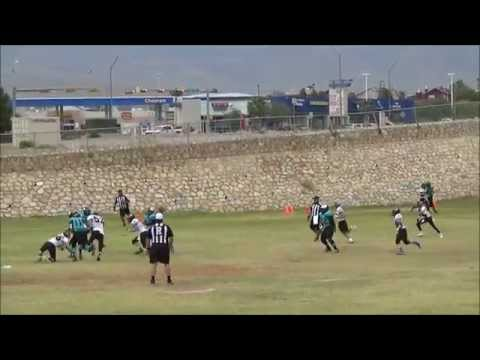 Hornedo Middle School Football Game 1- 2015