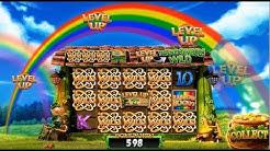 Leprechaun slot.Vegas Big Win Jackpots William Hill bonus game