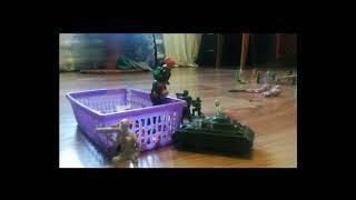война солдатиков мультик (6 серия