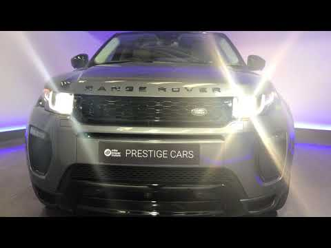 Mike Brewer Motors- Land Rover Range Rover Evoque 2.0 TD4 HSE Dynamic Lux AWD (s/s) 5dr