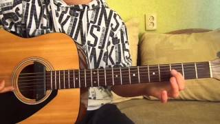 Часть #3 - Видео-урок: (Nirvana) Smells Like Teen Spirit - Sungha Jung