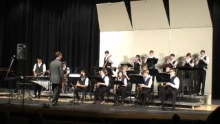 Fossil Ridge Jazz Concert , May 11, 2011, MAX, Designated Swinger, The Currents Video