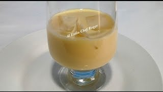 como hacer ROMPOPE, Receta # 396 receta de rompope casero