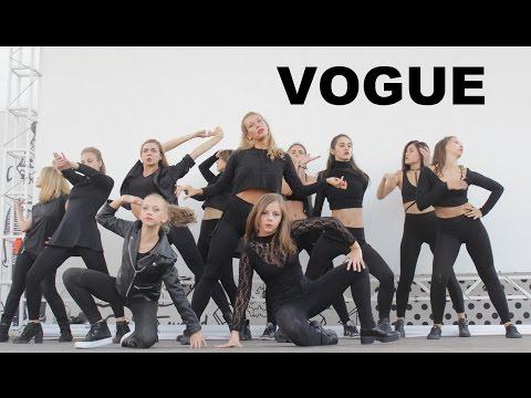 Vogue танцы в Одессе  IN FLOW