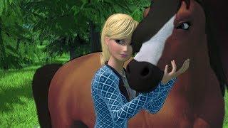 Лошадка для Барби Horse Adventures