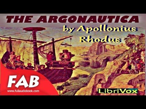 The Argonautica Full Audiobook by Apollonius RHODIUS by Action & Adventure Fiction Audiobook