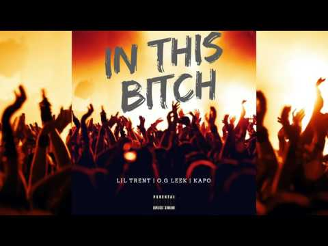 Lil Trent Ft OG Leek & Kapo || In This Bitch (Audio)