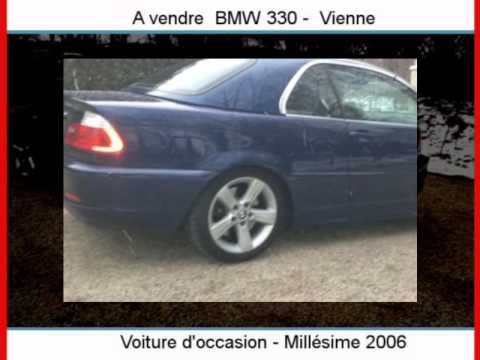 Achat Vente une BMW 330  Vienne  Isère