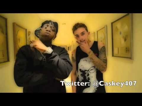 Caskey - Cash Money Records 100 Bars(freestyle)2012