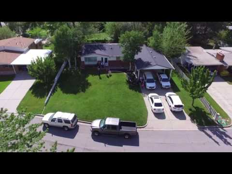 Bountiful Utah Drone Shots