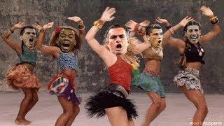 Приколы Королевского клуба . Real Madrid, Смешные футбольные приколы!