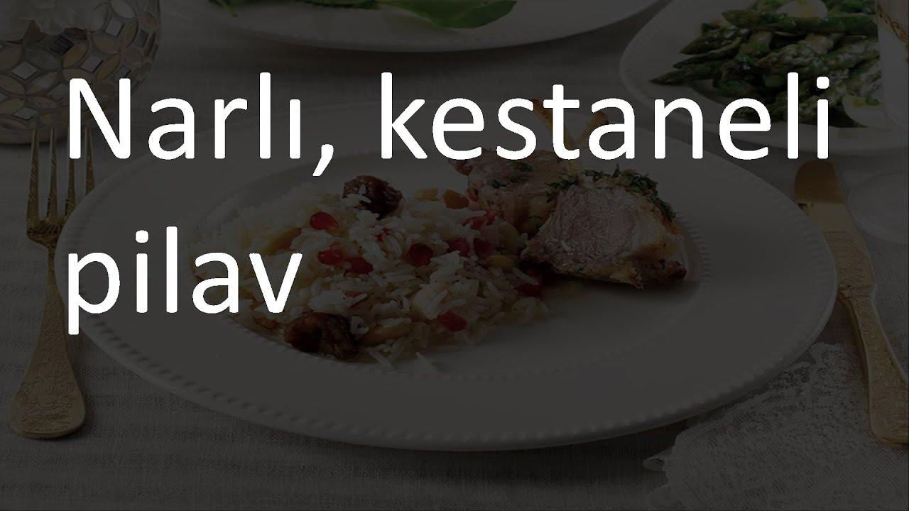 Bademli Ve Kestaneli Pilav Tarifi
