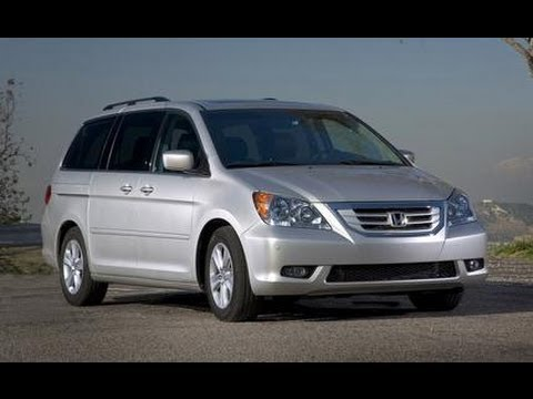 Honda Pilot (SUV) Vs. Odyssey (Minivan)   CAR And DRIVER