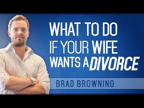 What to Do If Your Wife Wants a Divorce (And Save Your Marri