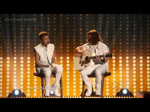 Justin Bieber - As Long As You Love Me - Victoria's Secret Fashion Show 2012 [HD]