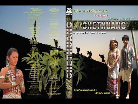 "KOKBOROK FEATURE FILM ""CHETHUANG FILM"" BY Kamal Kalai"
