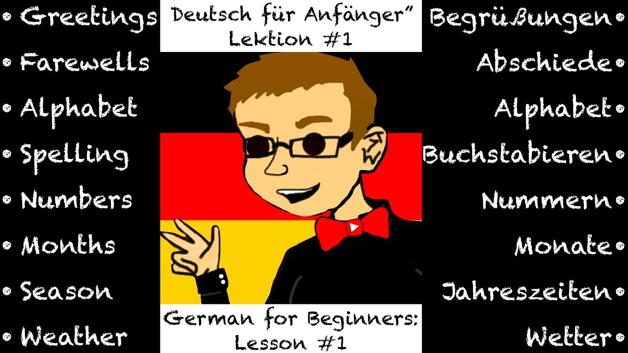 Deutsch lernen fr anfnger lektion 1 live learn german for deutsch lernen fr anfnger lektion 1 live learn german for beginners lesson 1 live kristyandbryce Gallery