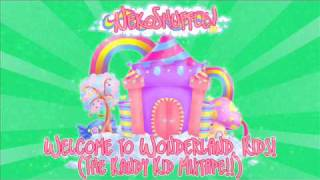 NekoShuffle - Welcome to Wonderland, Kids! (The Kandy Kid Mixtape!!) [Happy Hardcore!]